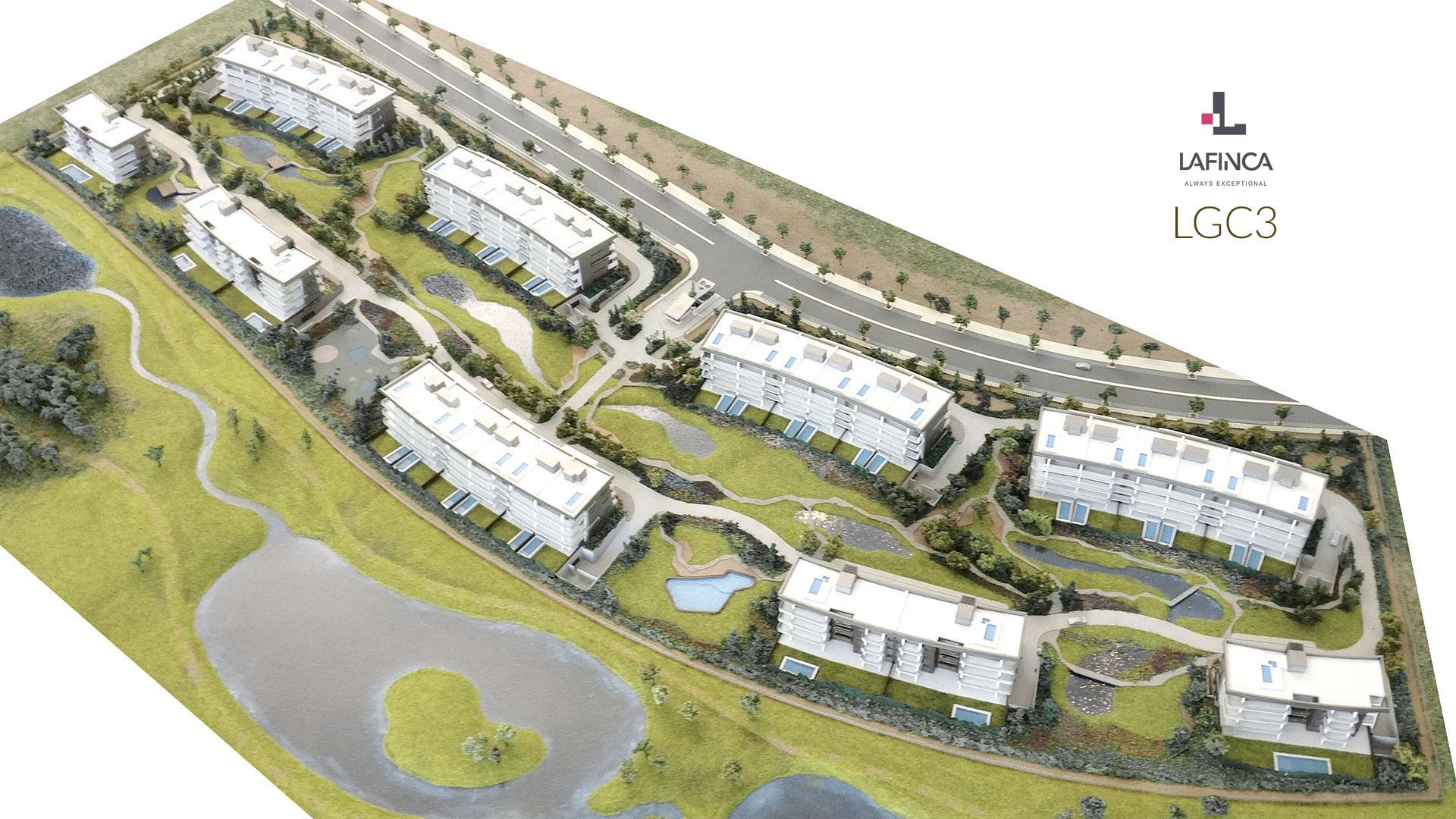 Urbanización LAFINCA LGC3