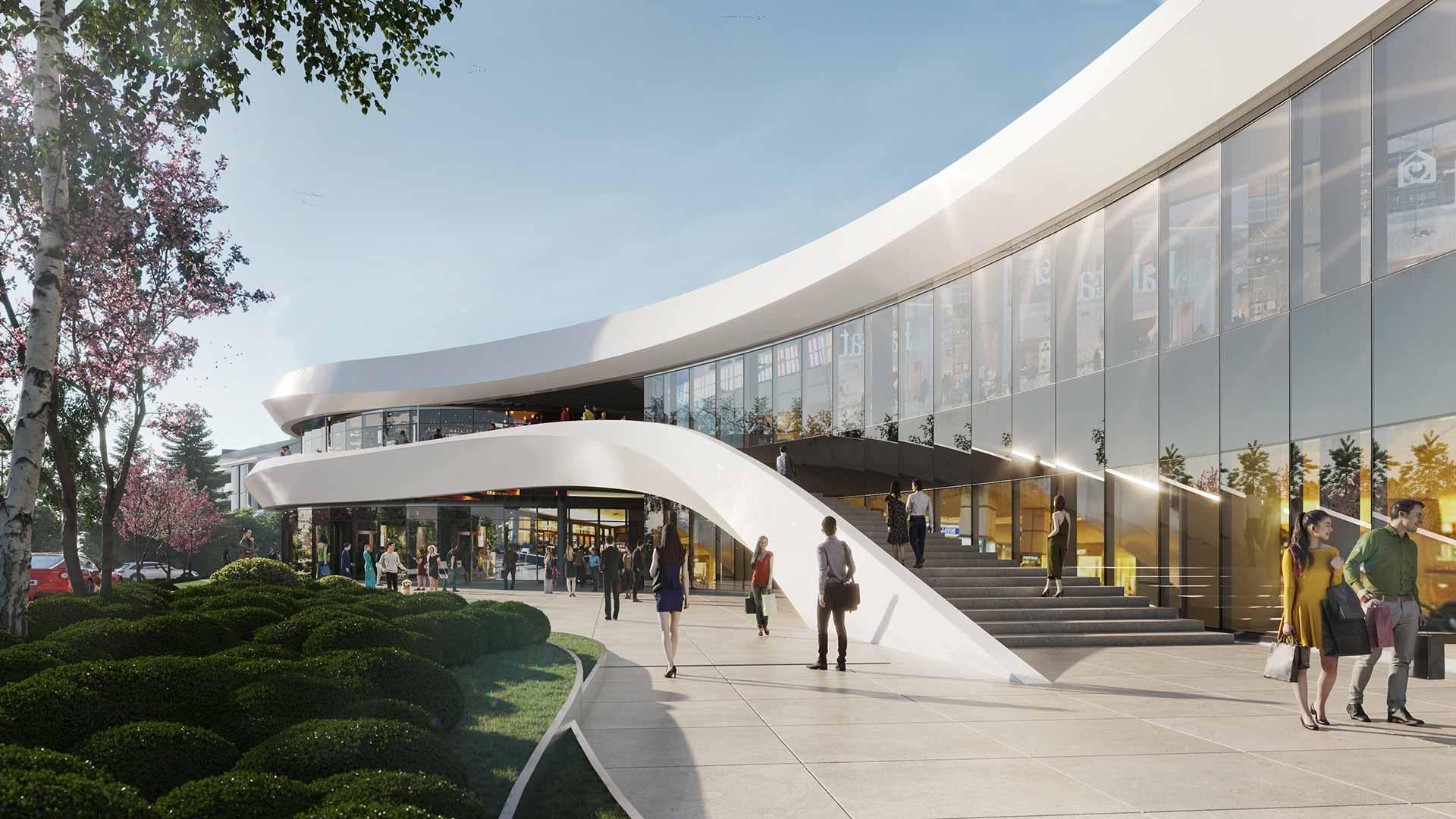 LaFinca levantará un centro comercial en Madrid de 40 Millones